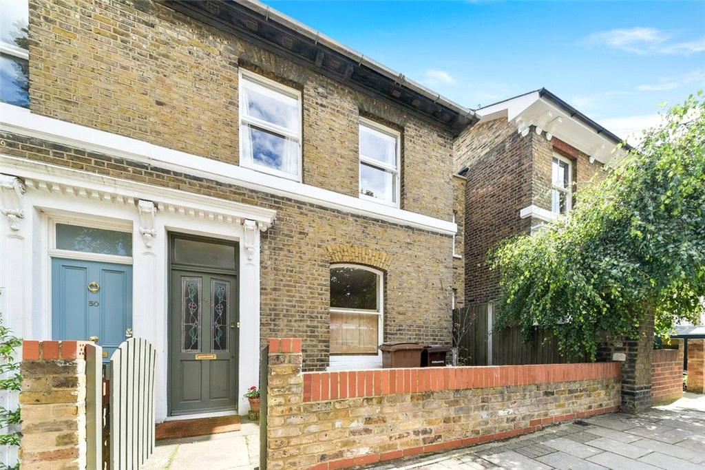 3 Bedrooms Terraced House for sale in Yoakley Road, Stoke Newington, London, N16