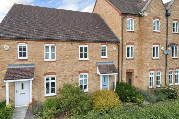 3 Bedrooms End Of Terrace House for sale in Westminster Square, Maidstone