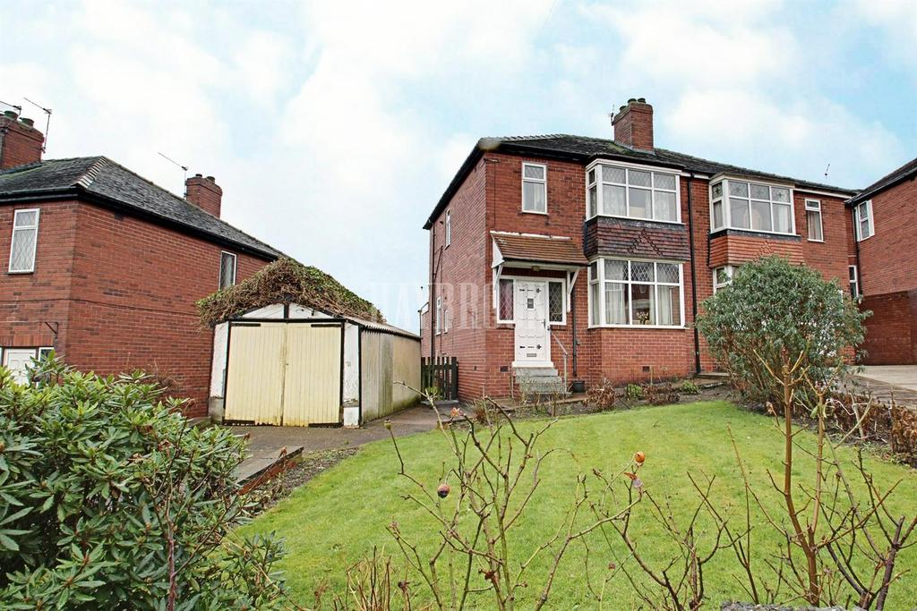 3 Bedrooms Semi Detached House for sale in Richard Road, Broom