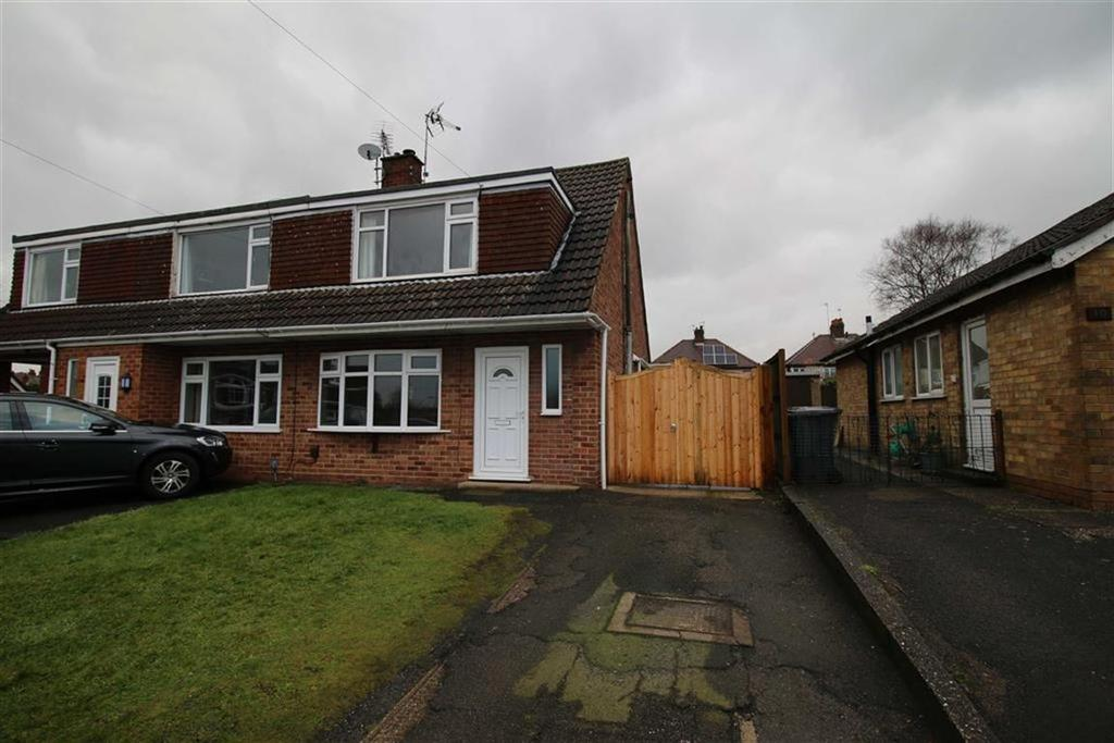 3 Bedrooms Semi Detached House for sale in Harrison Crescent, Bedworth