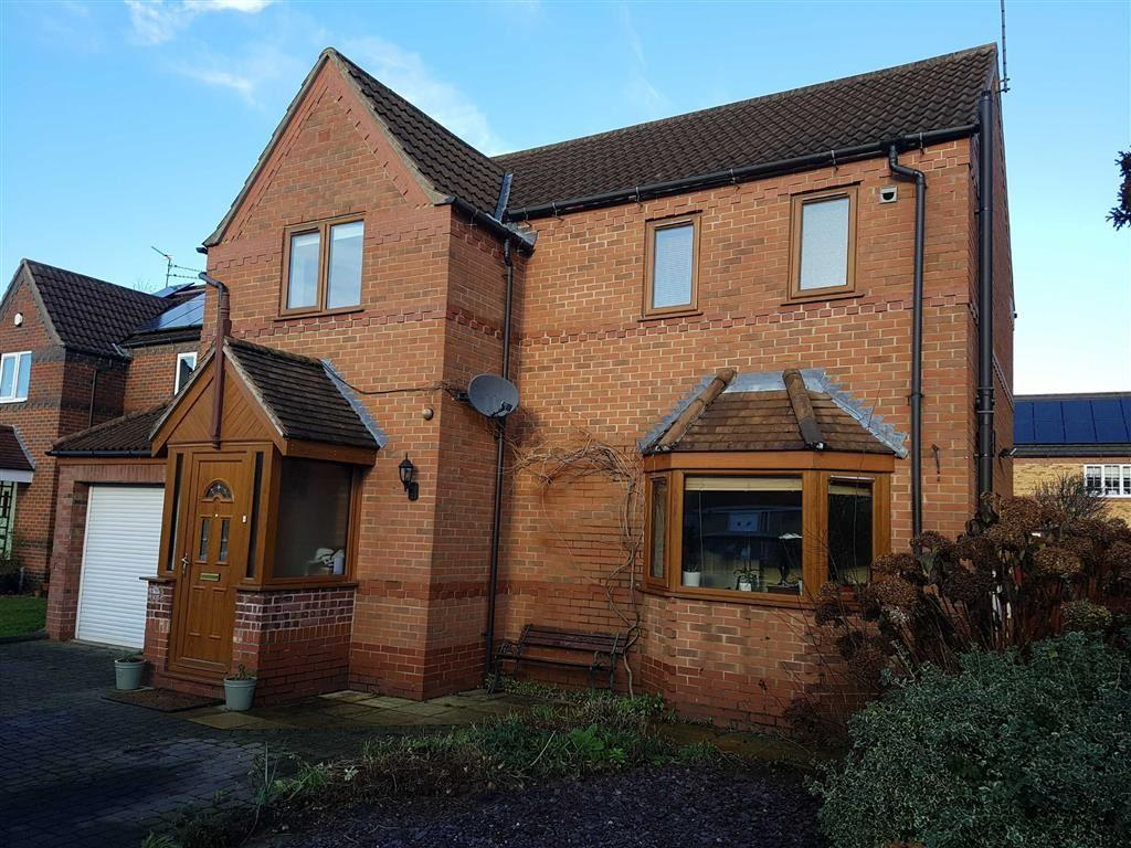 3 Bedrooms Detached House for sale in Brooklands Way, Lincoln, Lincolnshire