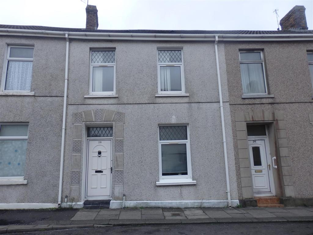 2 Bedrooms Terraced House for sale in Bryn Road, Llanelli