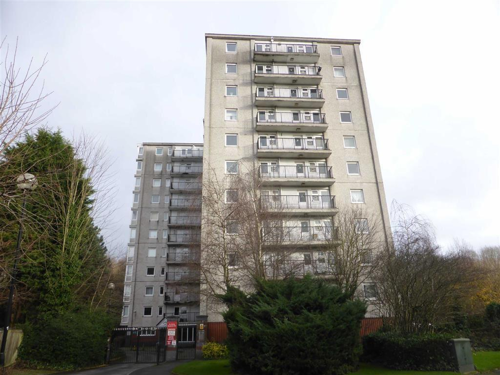 2 Bedrooms Flat for sale in Tilehurst Court, Kersal Way, Salford