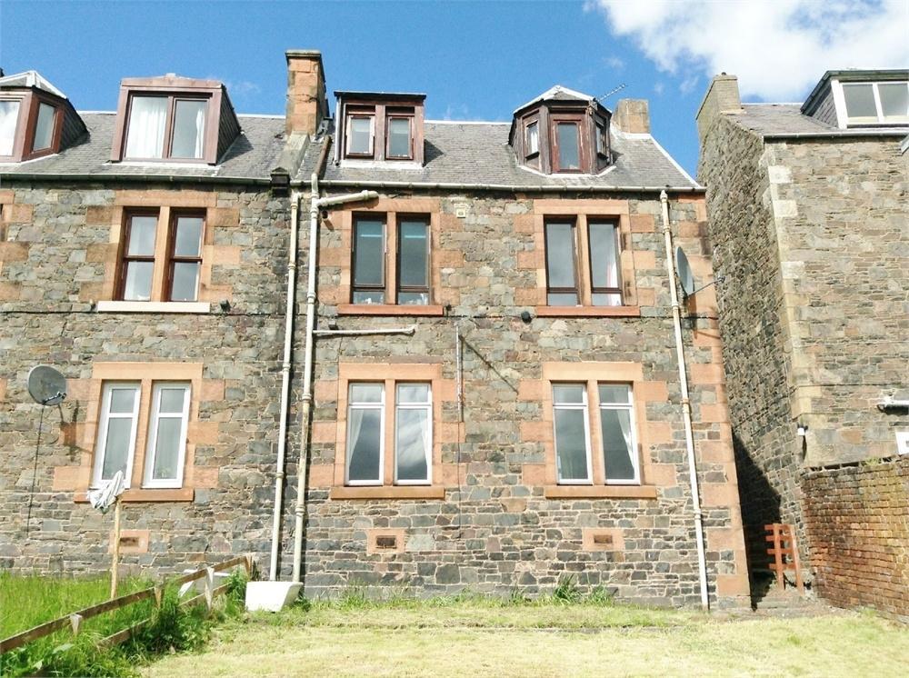 1 Bedroom Flat for rent in Magdala Terrace, Galashiels, Scottish Borders