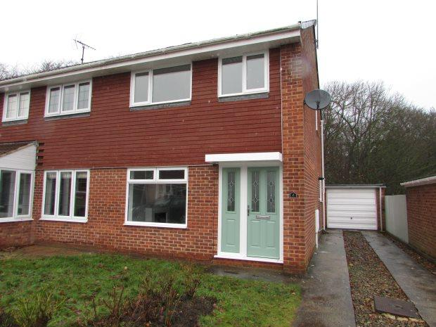 3 Bedrooms Semi Detached House for sale in KELDMERE, SPENNYMOOR, SPENNYMOOR DISTRICT