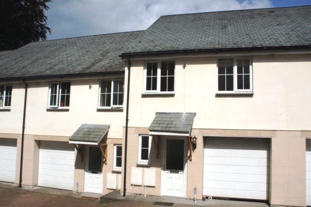 3 Bedrooms Terraced House for rent in 5 Edymead Court, Launceston, Cornwall, PL15 9EZ