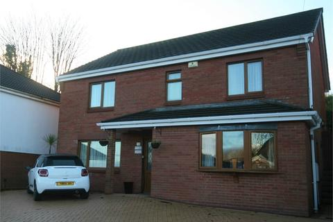 4 bedroom detached house for sale - Bryngelli Park, Treboeth, Swansea