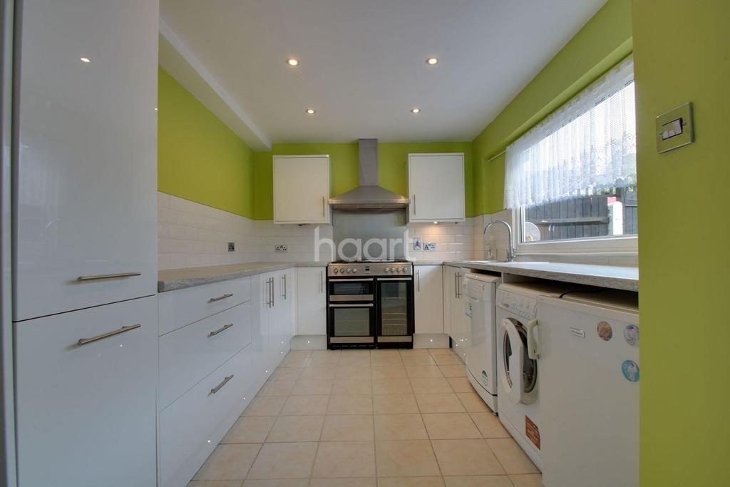 2 Bedrooms End Of Terrace House for sale in Launceston Close, RM3 8HQ