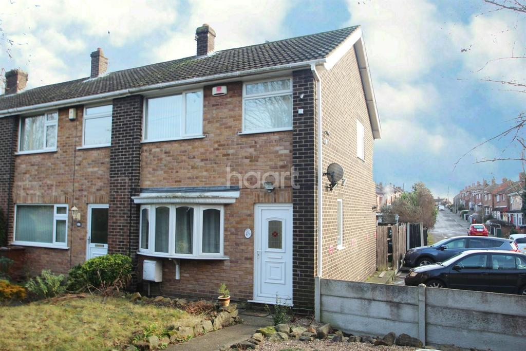 3 Bedrooms End Of Terrace House for sale in Mansfield Road, Redhill, Nottingham