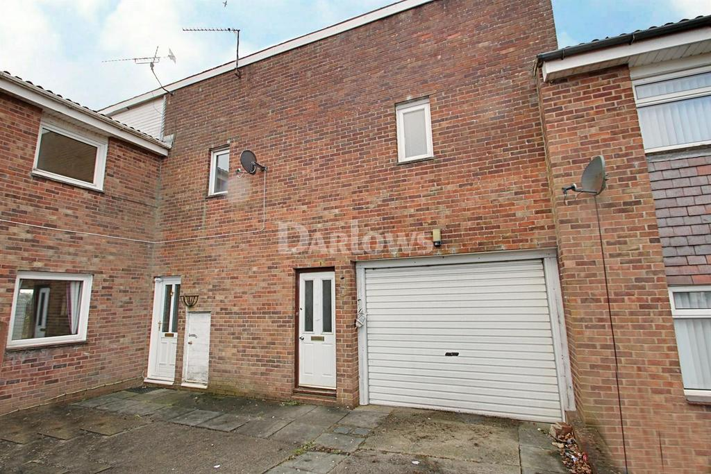 2 Bedrooms Flat for sale in Trostrey, Hollybush