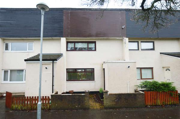2 Bedrooms Terraced House for sale in 4 Rosemount, Kilwinning, KA13 6LZ