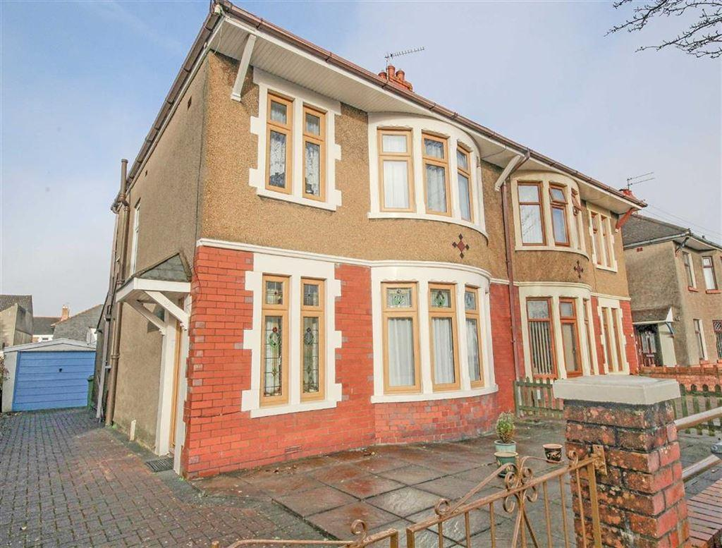 3 Bedrooms Semi Detached House for sale in Hilton Place, Llandaff North, CARDIFF