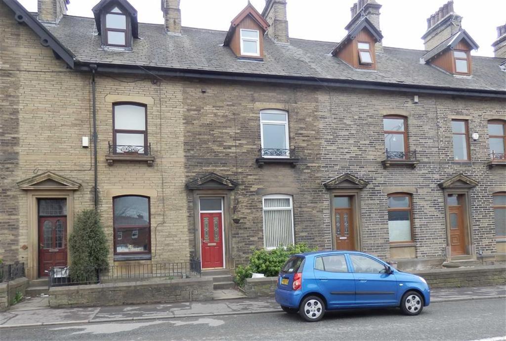 4 Bedrooms Terraced House for sale in Huddersfield Road, Elland, HX5