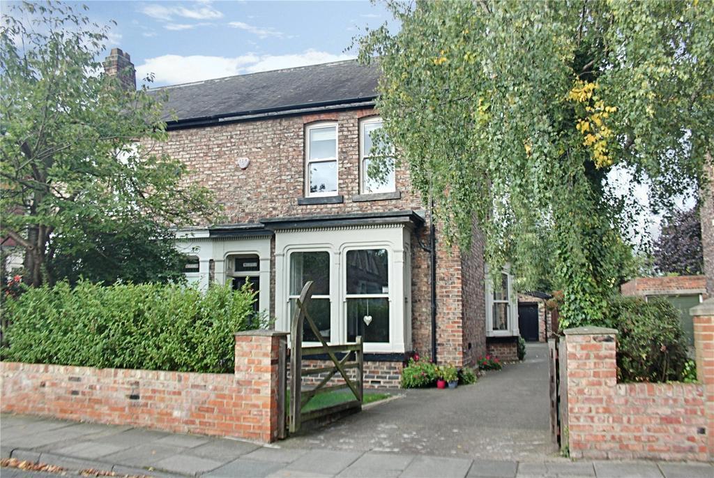 4 Bedrooms Semi Detached House for sale in Albert Road, Eaglescliffe