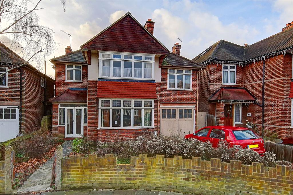 4 Bedrooms Detached House for sale in Cole Park Gardens, Twickenham, TW1