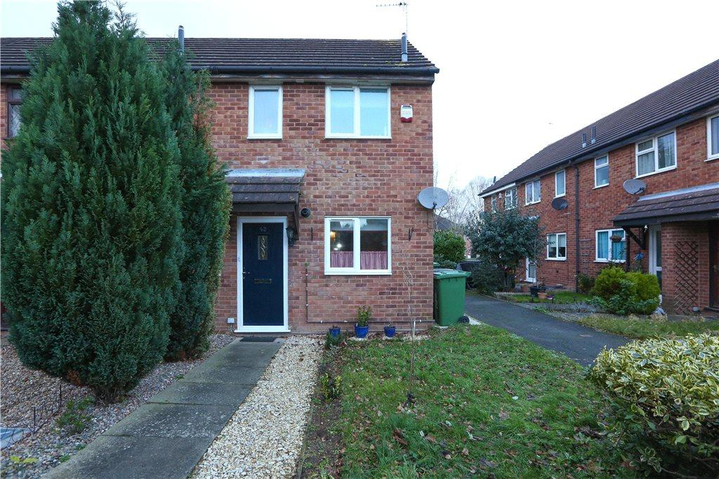 1 Bedroom End Of Terrace House for sale in Trent Close, Droitwich, Worcestershire, WR9