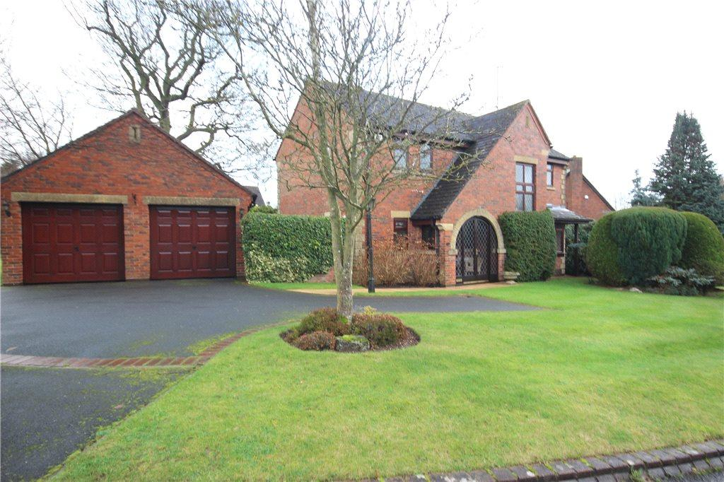 4 Bedrooms Detached House for sale in Ashborough Drive, Solihull, West Midlands, B91