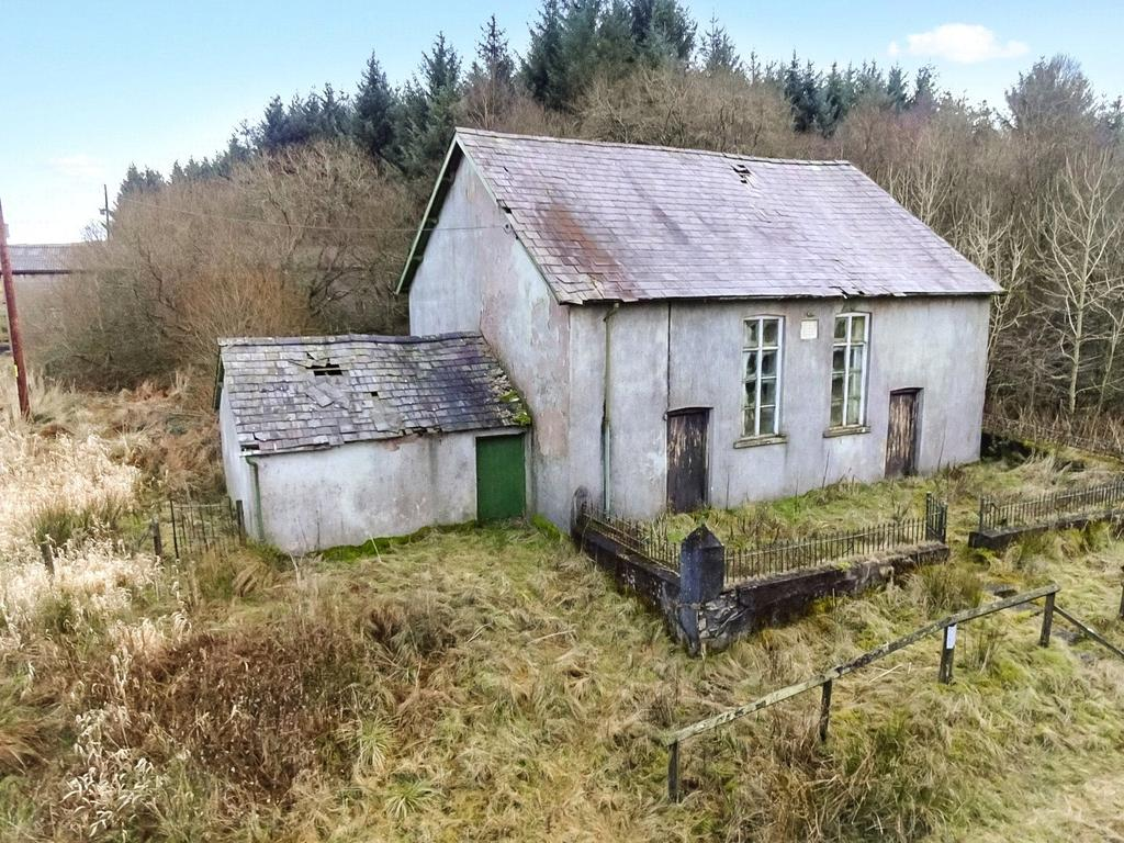 Detached House for sale in Tirabad, Llangammarch Wells, Powys