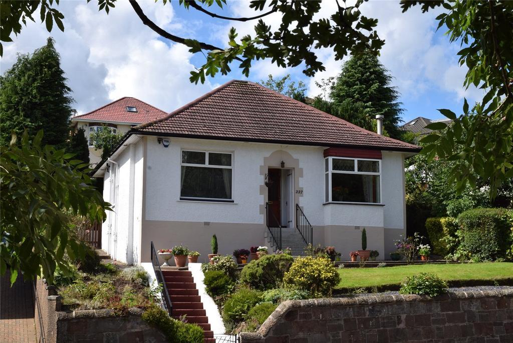 2 Bedrooms Detached Bungalow for sale in Milngavie Road, Bearsden, Glasgow