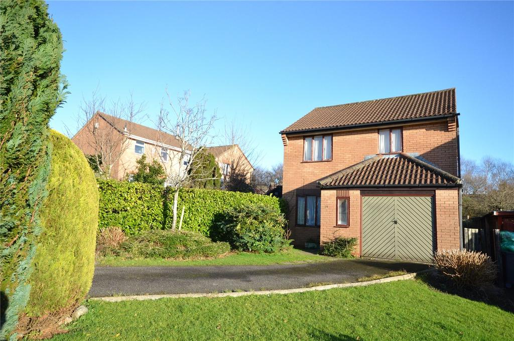 3 Bedrooms Detached House for sale in The Maltings, Pontprennau, Cardiff, CF23
