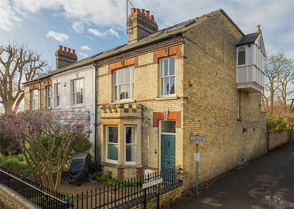 4 Bedrooms End Of Terrace House for sale in Pretoria Road, Cambridge, CB4