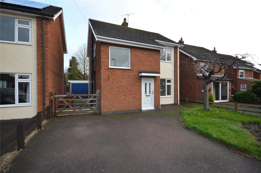 3 Bedrooms Detached House for rent in Townend Close, Asfordby, Melton Mowbray