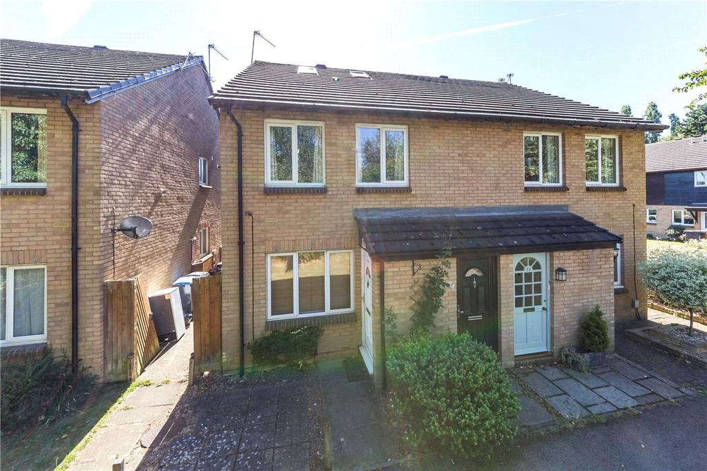 1 Bedroom Flat for sale in Ramblers Way, Welwyn Garden City, Hertfordshire
