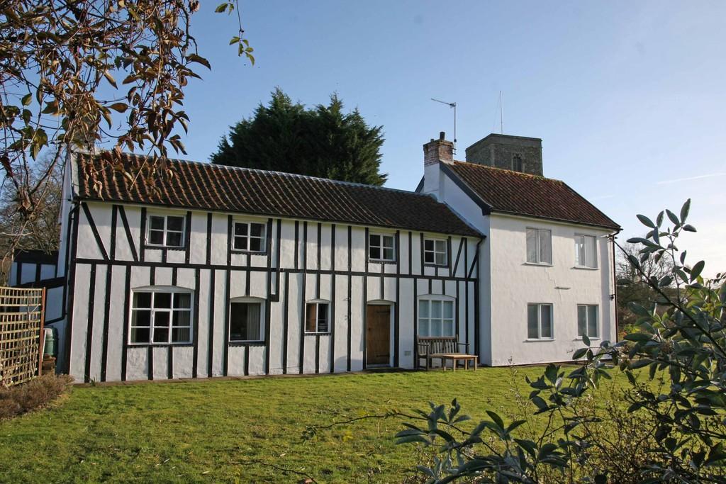 3 Bedrooms Detached House for sale in Parham, Nr Framlingham, Suffolk