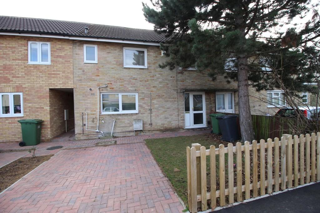 3 Bedrooms Terraced House for sale in Medcalfe Way, Melbourn