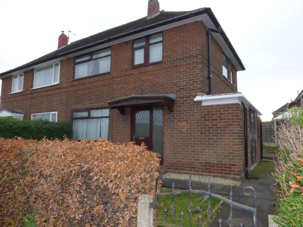 2 Bedrooms Semi Detached House for sale in Raylands Road, Middleton, LS10 4AG