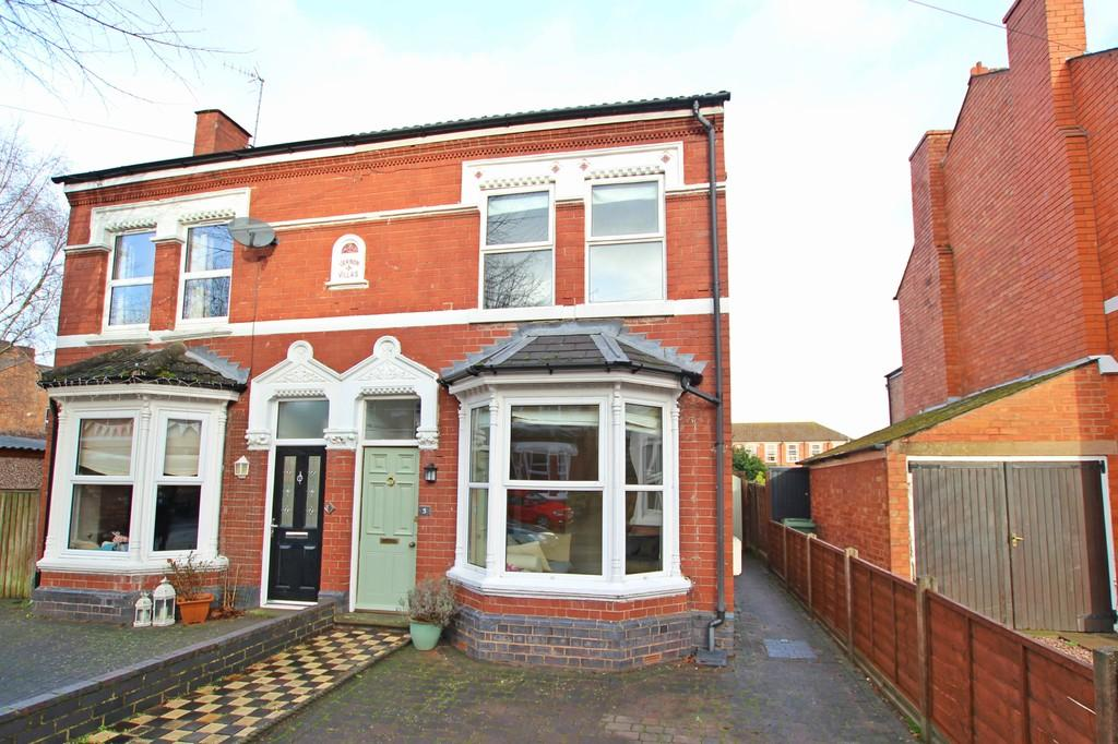 3 Bedrooms Semi Detached House for sale in Vernon Park Road, ST JOHNS