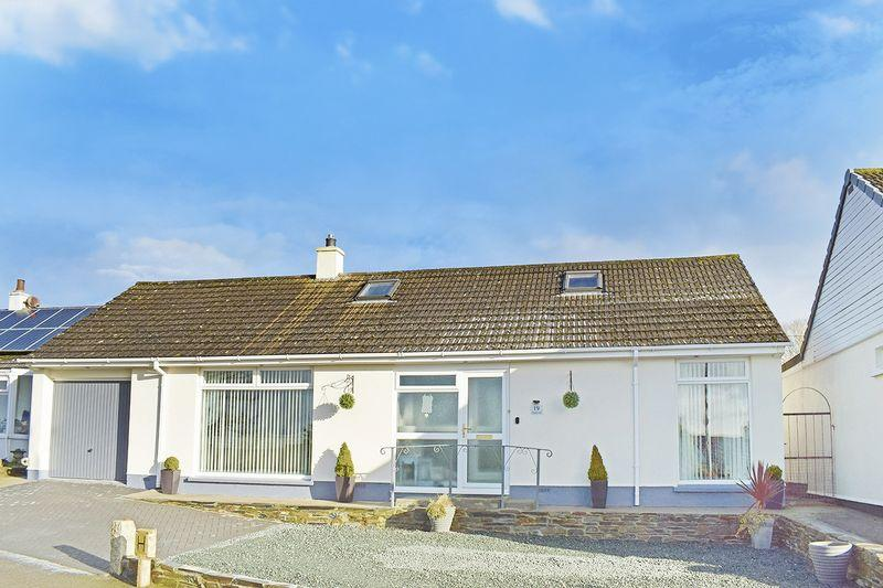 3 Bedrooms Detached Bungalow for sale in Dobwalls, Cornwall