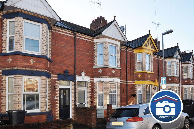 2 Bedrooms Terraced House for sale in Shaftesbury Road, Exeter - BEST FINAL OFFER BY 12 NOON FRIDAY 19 JANUARY 2018