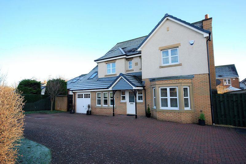 4 Bedrooms Detached Villa House for sale in 40 Kilmarnock Road, Monkton, Prestwick KA9 2RJ