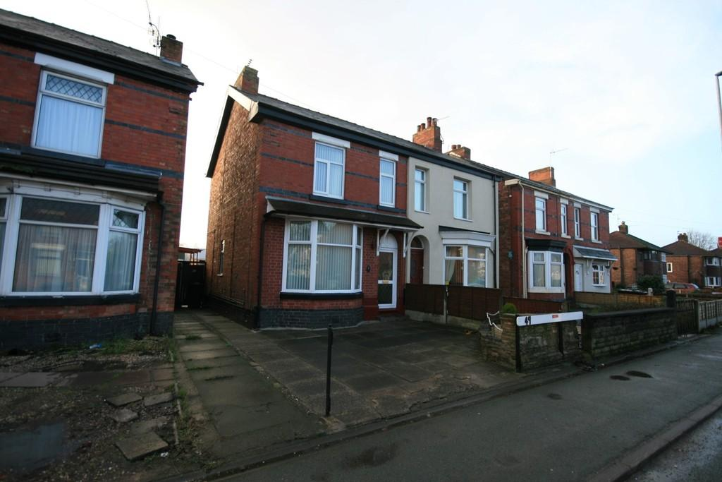 3 Bedrooms Semi Detached House for rent in Remer Street, Crewe