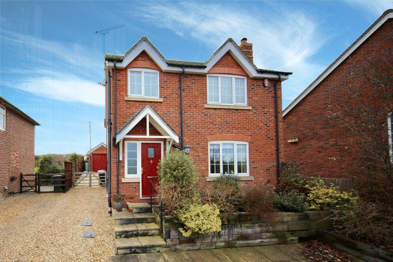 3 Bedrooms Detached House for sale in Weaver View, Church Minshull, Nantwich
