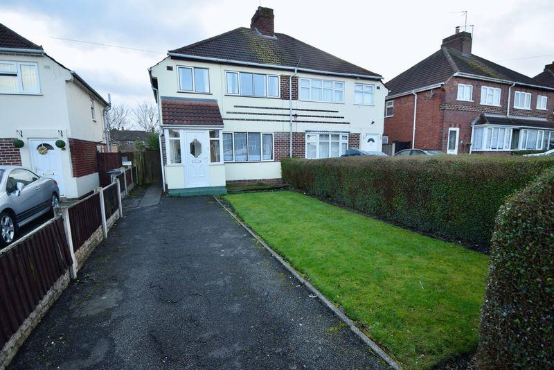 3 Bedrooms Semi Detached House for sale in Mill Road, Brownhills