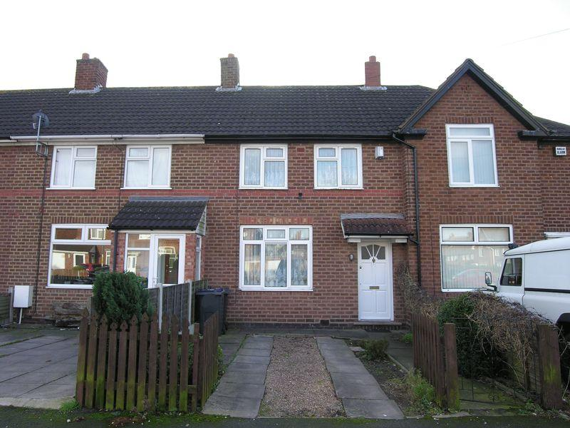 3 Bedrooms Terraced House for sale in Anerley Road, Birmingham