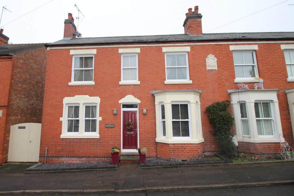 3 Bedrooms Semi Detached House for sale in White Street, Kibworth Beauchamp
