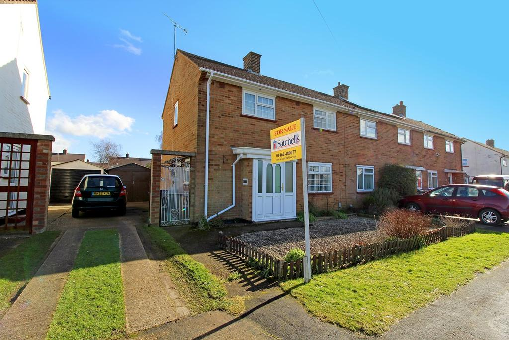 2 Bedrooms End Of Terrace House for sale in Sparhawke, Letchworth Garden City, SG6