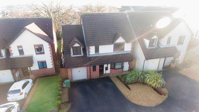 4 Bedrooms Detached House for sale in Brock End, Portishead