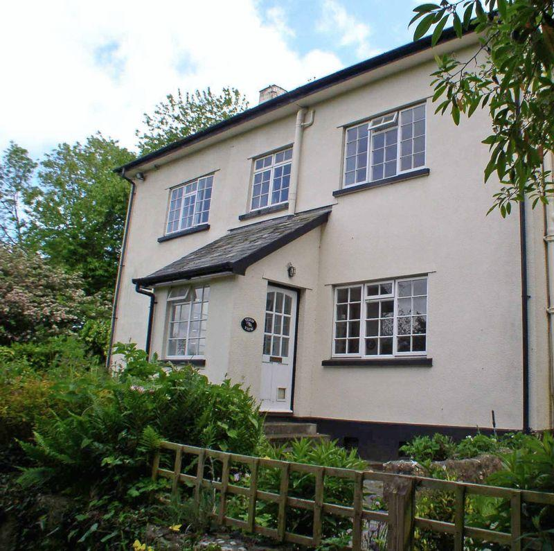 3 Bedrooms Terraced House for rent in Teign View, Chagford