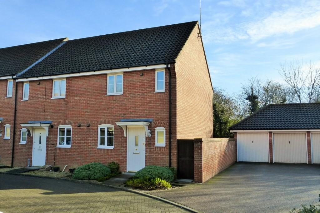 2 Bedrooms End Of Terrace House for sale in Catton