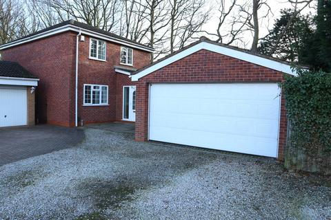4 bedroom detached house to rent - Finchall Croft, Solihull