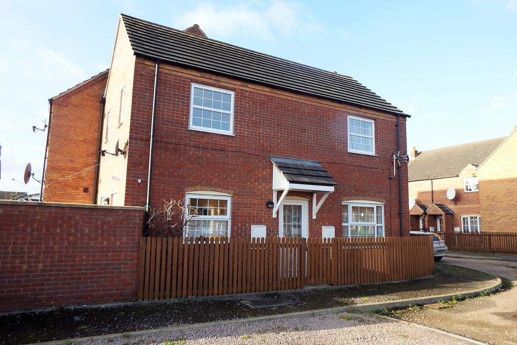 2 Bedrooms End Of Terrace House for sale in Hide Close, Boston, PE21