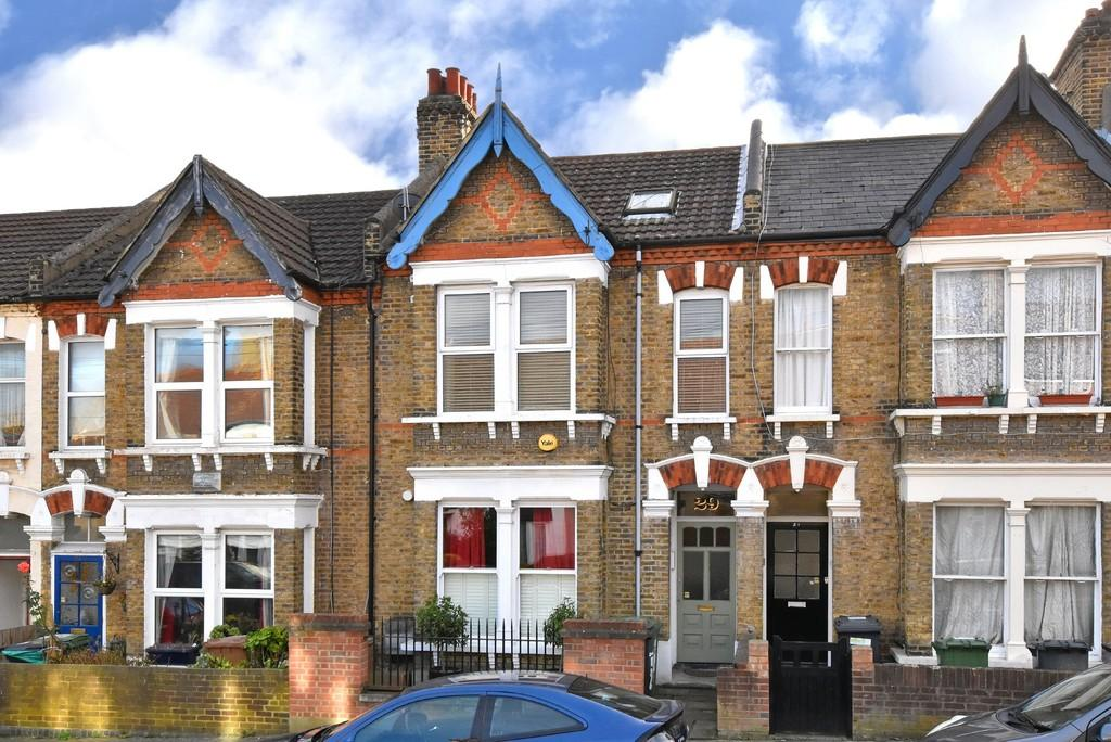 2 Bedrooms Flat for sale in Agnew Road SE23