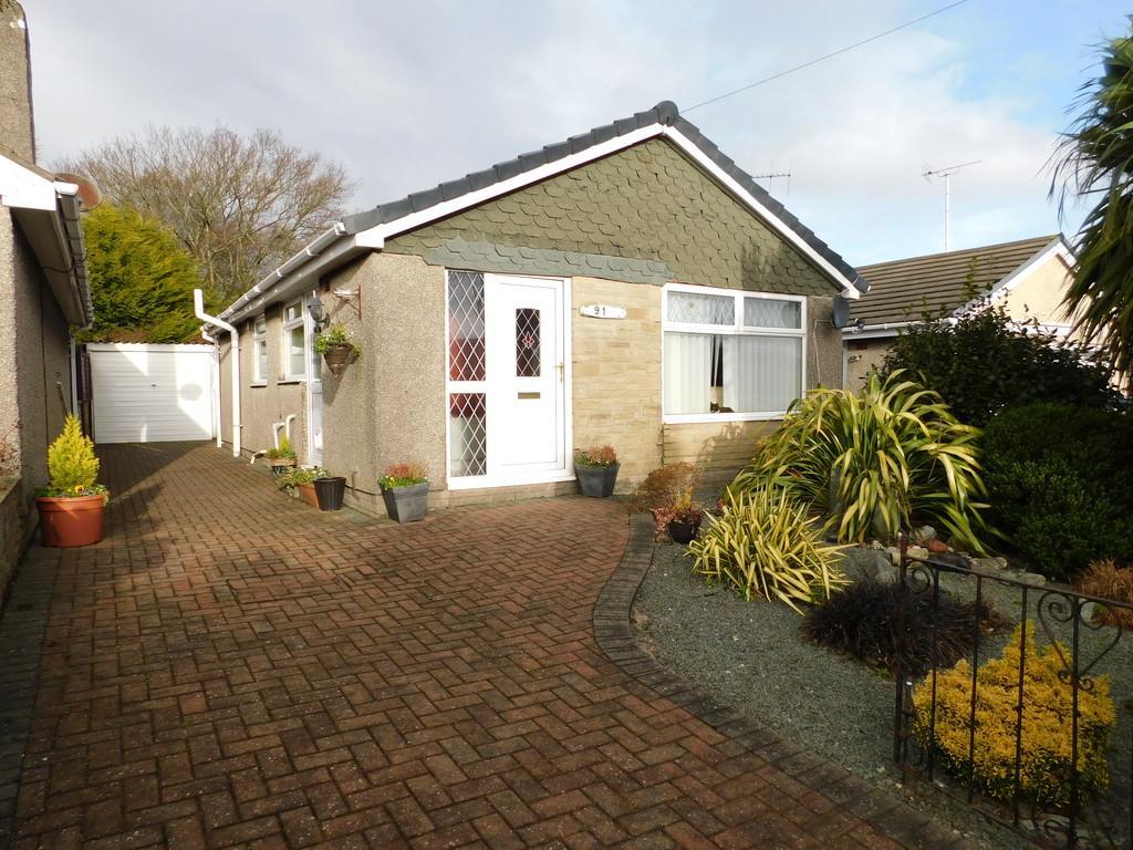 2 Bedrooms Detached Bungalow for sale in Bigland Drive, Ulverston, Cumbria LA12 9PY