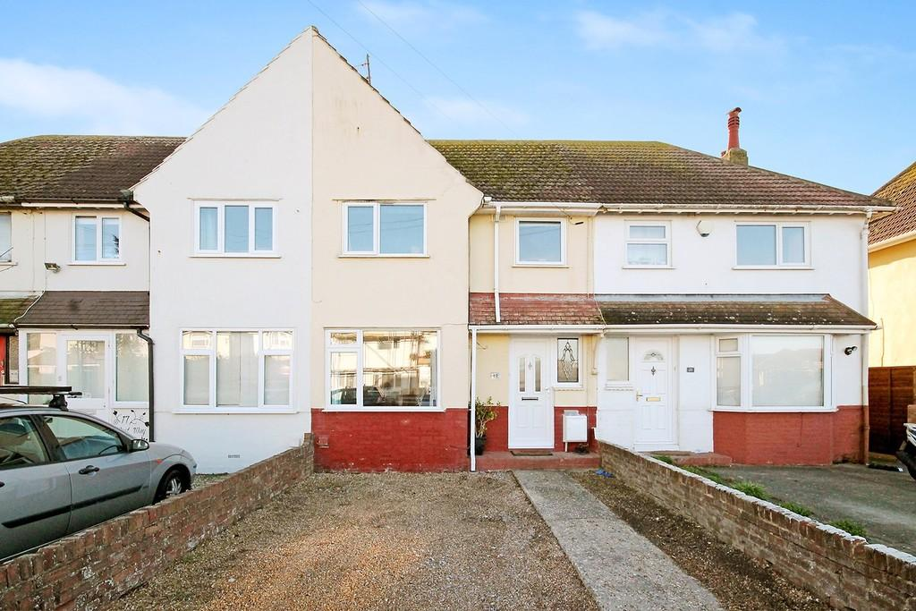 3 Bedrooms Terraced House for sale in West Way, Lancing, BN15