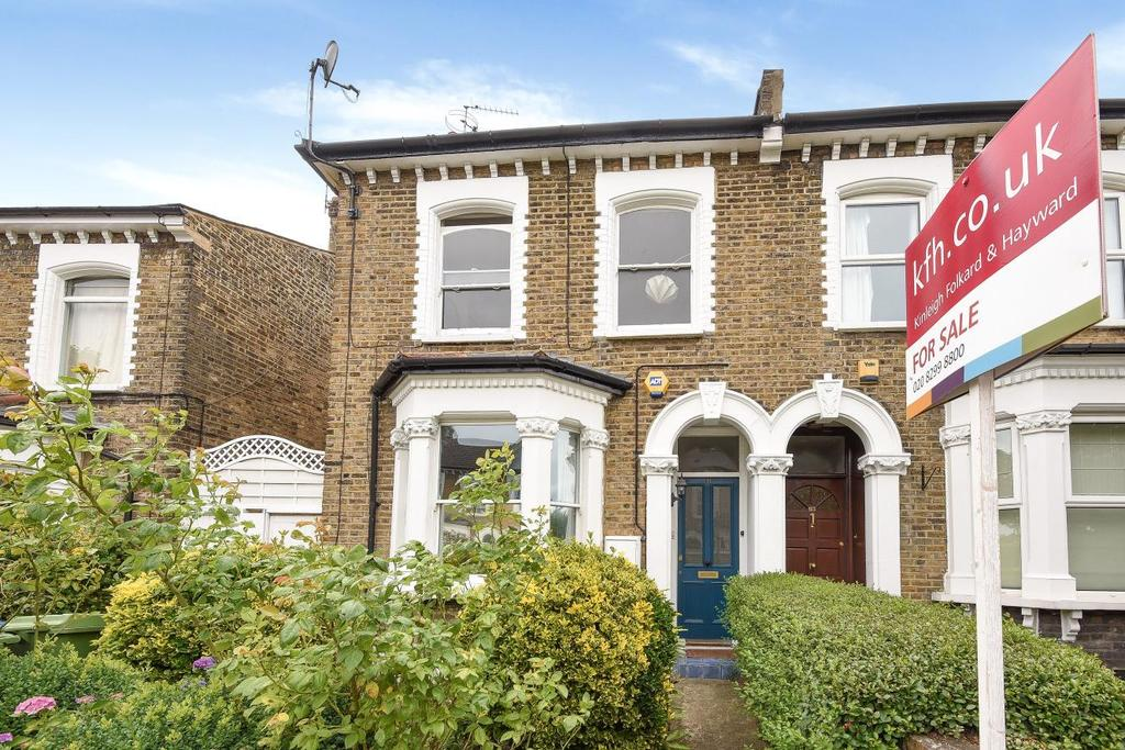 3 Bedrooms Flat for sale in Crystal Palace Road, East Dulwich
