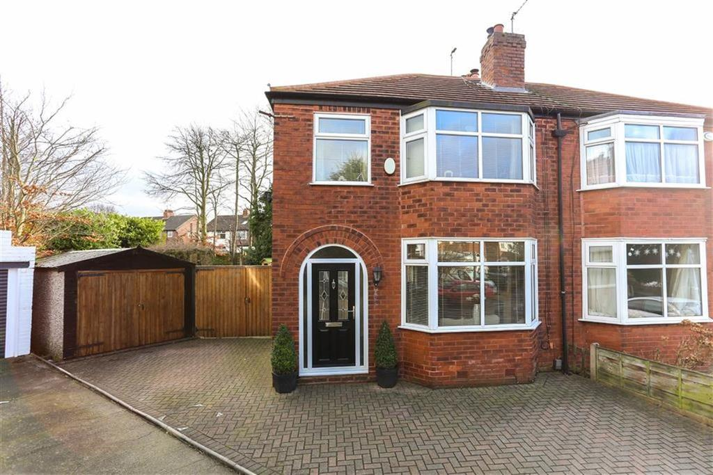 3 Bedrooms Semi Detached House for sale in Thorpe Grove, Heaton Chapel